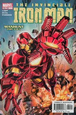 Iron Man Vol. 3 (1998-2004) (Comic Book) #69 (414)