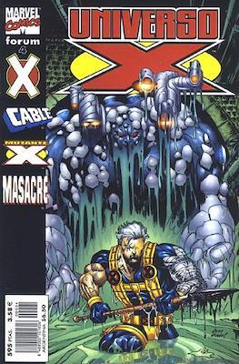 Universo-X (2000-2001) (Grapa. 17x26. 72/80 páginas. Color. (2000-2001)) #4