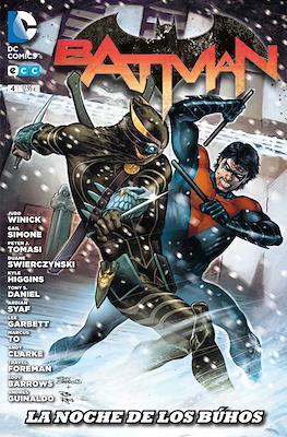 Batman: Nuevo Universo DC (Rústica) #4