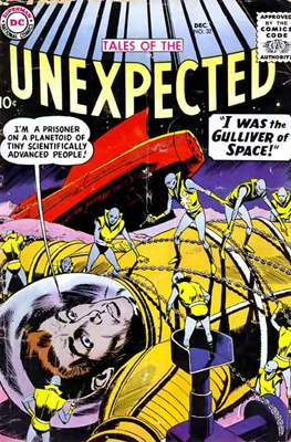 Tales of the Unexpected (1956-1968) (Comic Book) #32