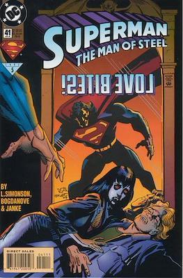 Superman: The Man of Steel (Comic book) #41