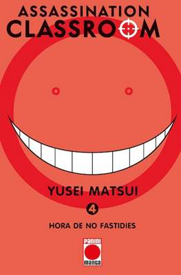 Assassination Classroom (Rústica con sobrecubierta) #4