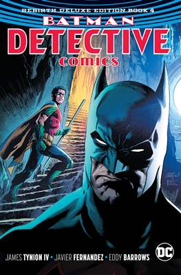 Batman Detective Comics: Rebirth Deluxe Edition (Hardcover 384 pages) #4