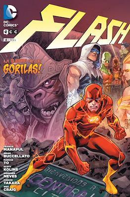 Flash. Nuevo Universo DC / Renacimiento (Rústica / Grapa.) #4