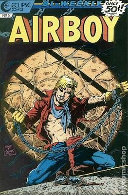 Airboy (1986-1989) #8