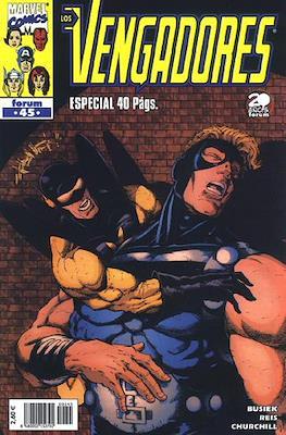 Los Vengadores vol. 3 (1998-2005) (Grapa. 17x26. 24 páginas. Color. (1998-2005).) #45