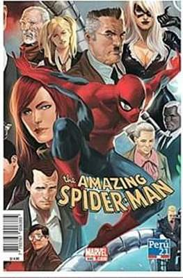 The Amazing Spider-Man #645