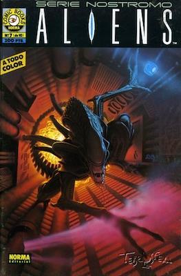Aliens. Serie Nostromo (Grapa 36 pp) #7