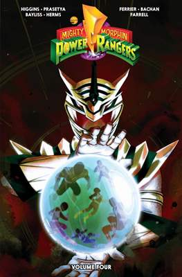 Mighty Morphin Power Rangers #4