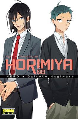 Horimiya (Rústica con sobrecubierta) #8
