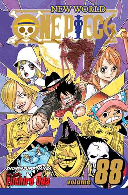 One Piece (Softcover) #88