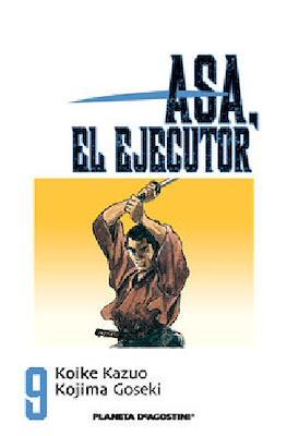 Asa, el ejecutor #9