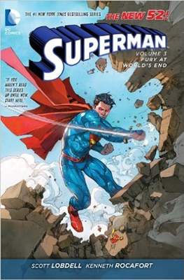 Superman Vol. 3 The New 52 (2011-2016) (Hardcover) #3
