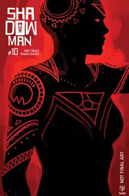 Shadowman (2018) (Comic Book) #10