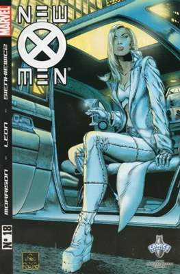 New X-Men (Grapa) #18