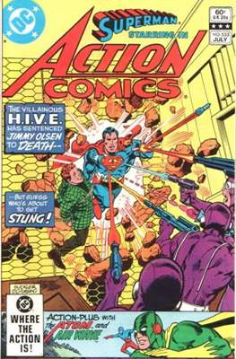 Action Comics Vol. 1 (1938-2011; 2016-) (Comic Book) #533