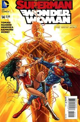 Superman / Wonder Woman (2013-) (Digital) #14