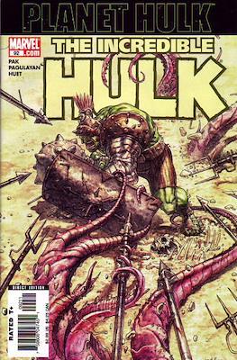 Hulk Vol. 1 / The Incredible Hulk Vol. 2 / The Incredible Hercules Vol. 1 (Comic-Book) #92