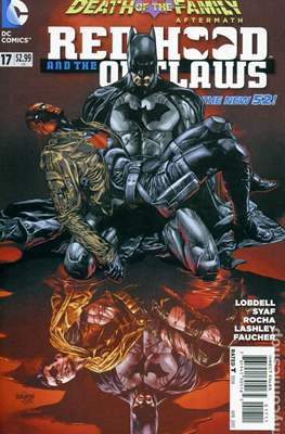 Red Hood and the Outlaws (2011-) New 52 (Comic-Book) #17
