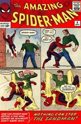 The Amazing Spider-Man Vol. 1 (1963-1998) #4