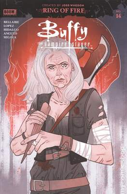 Buffy The Vampire Slayer (2019- Variant Cover) (Comic Book 32 pp) #14