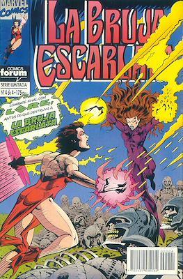 La Bruja Escarlata (1994-1995) (Grapa) #4