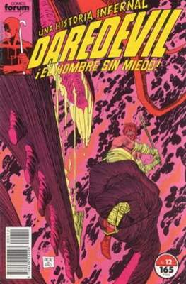 Daredevil Vol. 2 (1989-1992) (Grapa 32 pp) #12
