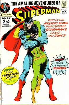 Superman Vol. 1 / Adventures of Superman Vol. 1 (1939-2011) (Comic Book) #243