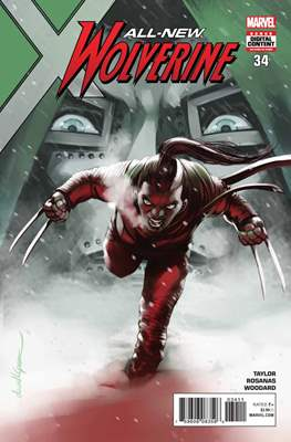 All-New Wolverine (2016-) #34