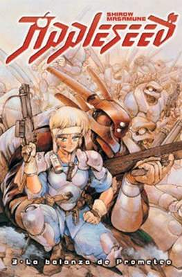 Appleseed (1997-1998) #3