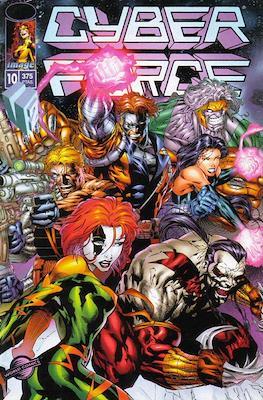 Cyberforce Vol. 2 (1996-1997) (Grapa 32-48 pp) #10