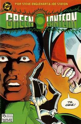 Green Lantern (1986-1987) (Grapa 36-52 pp) #20