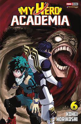 My Hero Academia (Rústica) #6