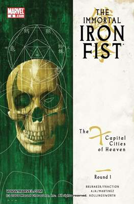 The Immortal Iron Fist (2007-2009) (Digital) #8