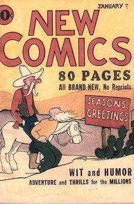New Comics / New Adventure Comics / Adventure Comics (1935-1983 ; 2009-2011) #2