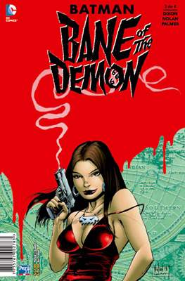Batman: Bane of the Demon (Grapas) #3
