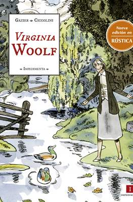 Virginia Woolf (Rústica 96 pp) #