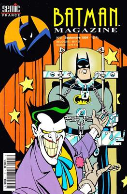Batman Magazine #3