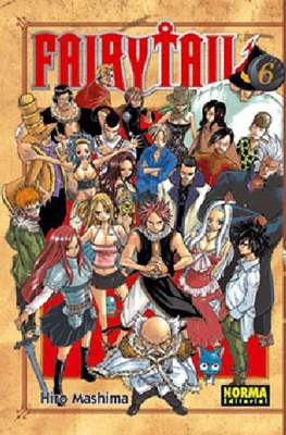Fairy Tail #6