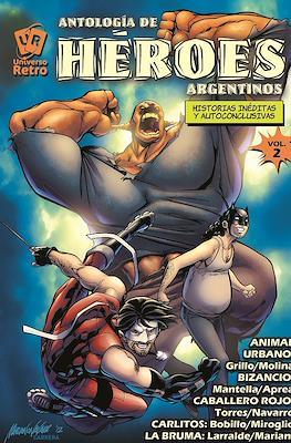 Antología de Héroes Argentinos (Rústica) #2