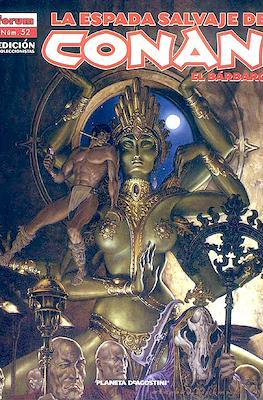 La Espada Salvaje de Conan el Bárbaro. Edición coleccionistas (Rústica. 64 páginas. B/N. (2005-2008).) #52