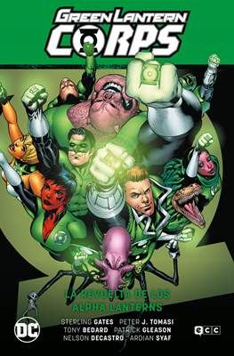 Green Lantern Saga de Geoff Johns #20