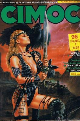 Cimoc (Retapado Rústica) #18