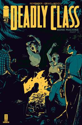 Deadly Class (Comic-book) #42