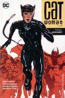 Catwoman Vol. 3 (2002-2008) (Softcover 280-424 pp) #6