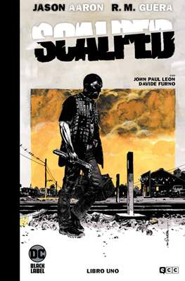 Scalped - DC Black Label #1