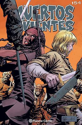 Los Muertos Vivientes (Digital) #154