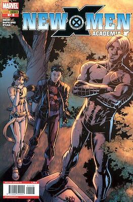 New X-Men: Academia / New X-Men (2005-2008) #8