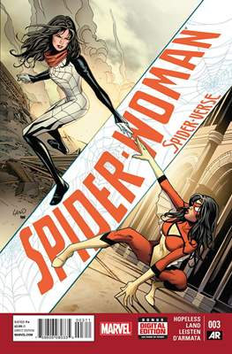 Spider-Woman (Vol. 5 2014-2015) (Comic-book) #3