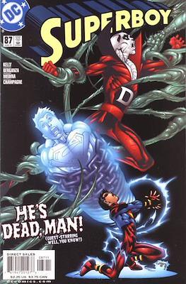Superboy Vol. 4 (Comic Book) #87